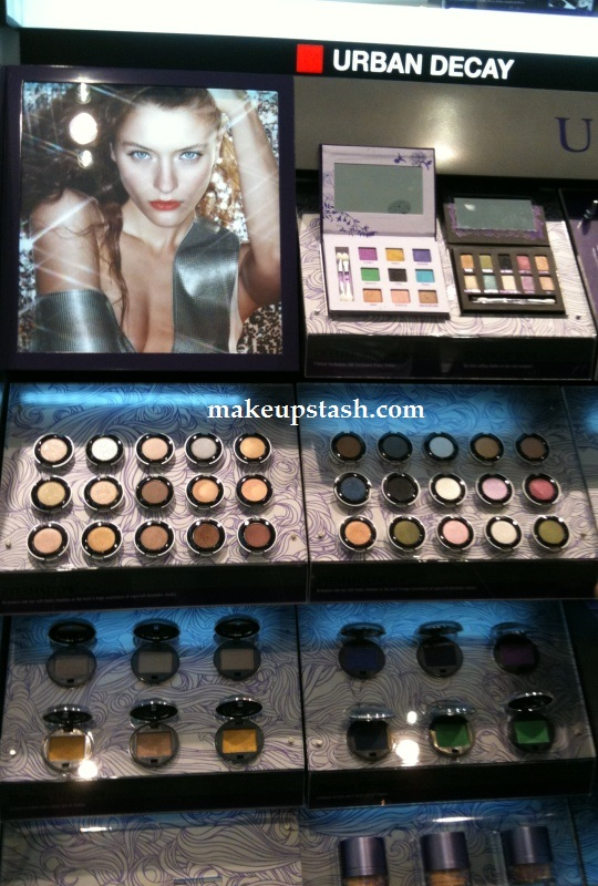 Urban Decay at Sephora Ion