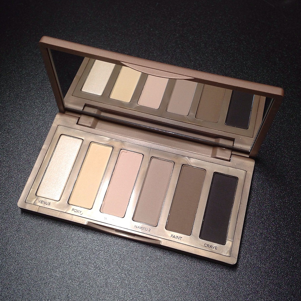 Urban Decay Naked Basics Open