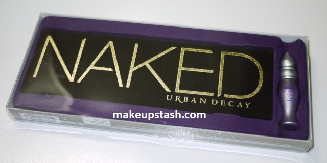 Urban Decay Naked Palette in Singapore
