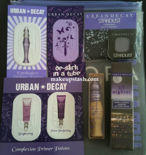 Urban Decay Instant Complexion Perfection Master Class GWP