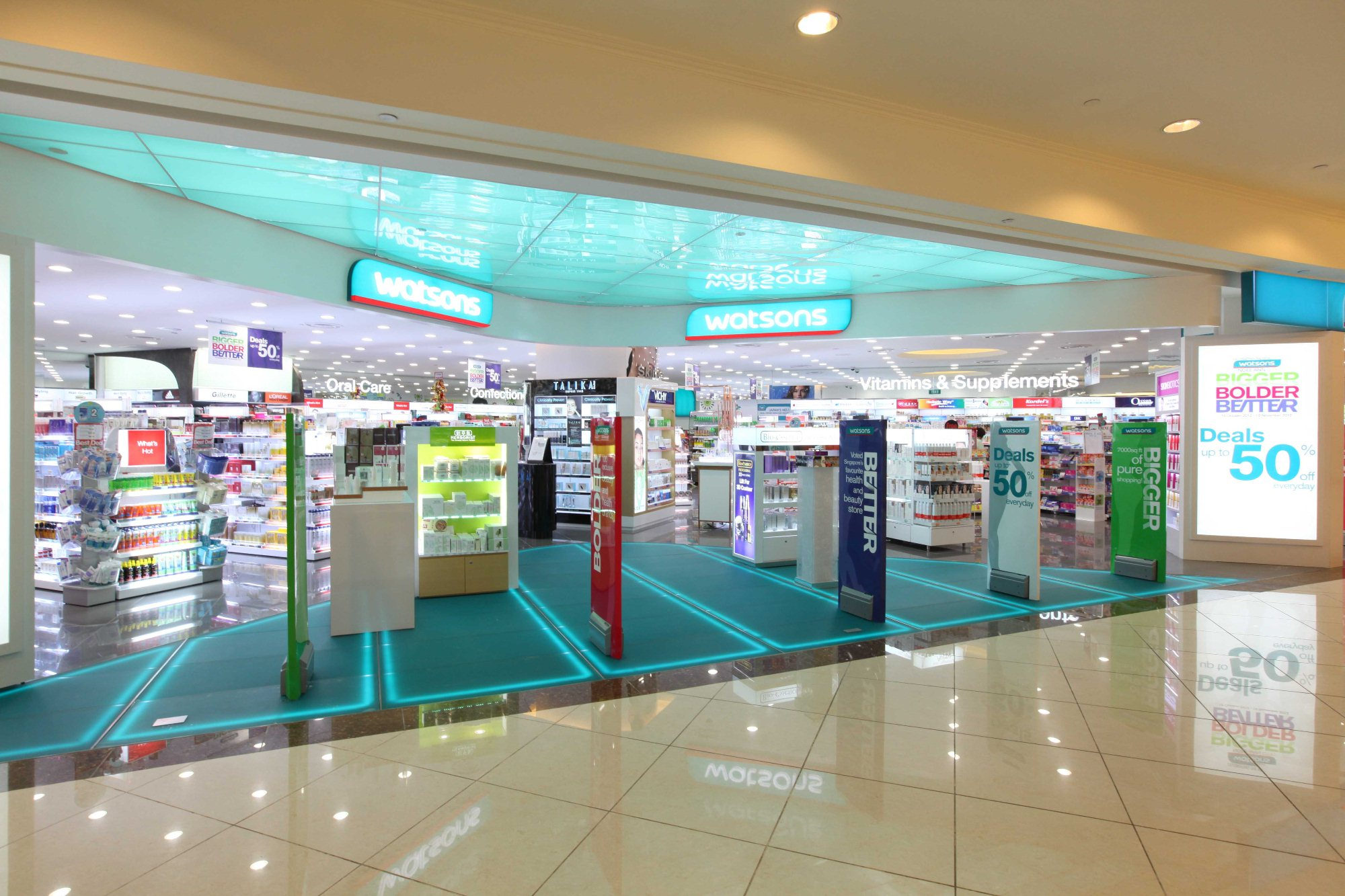 Watsons at Takashimaya Shopping Centre