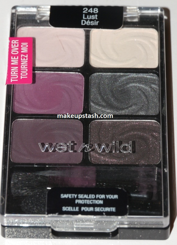 A Gift! – Wet n Wild Color Icon Palette in Lust