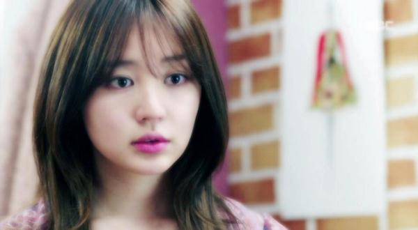 Yoon Eun Hye in Nars Schiap Stain
